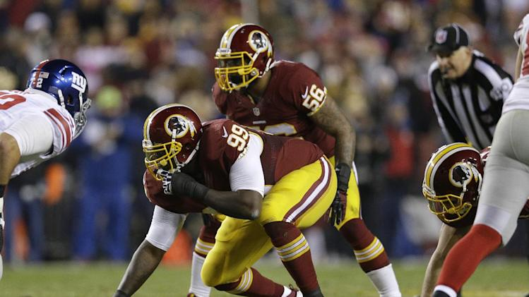 Source: Riley gets 3 yrs, about $13M from Redskins