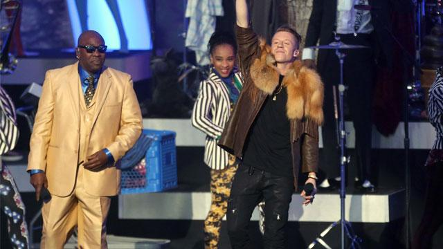 Macklemore Rules Grammy Nominations