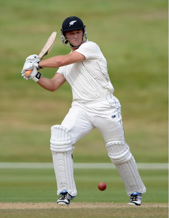 New Zealand XI v England - Practice Match: Day 4