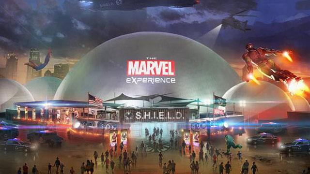Are You Ready for the Marvel Experience?