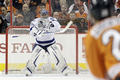 Stamkos gets 53rd goal in Lightning win