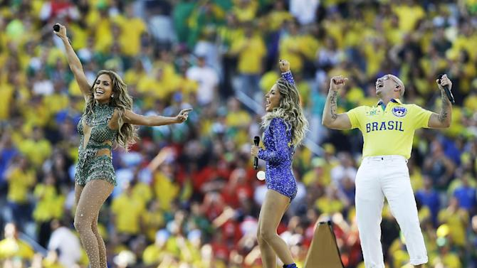 AP PHOTOS: Editor selections on World Cup action