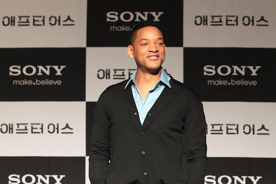 'After Earth' Press Conference