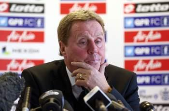 Redknapp rules out Frank Lampard or Demba Ba signings