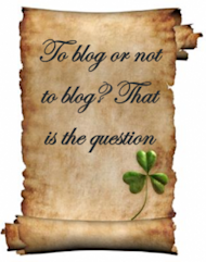 Top Blogging Statistics: 45 Reasons to Blog image to blog or not to blog e1366881674441 237x300