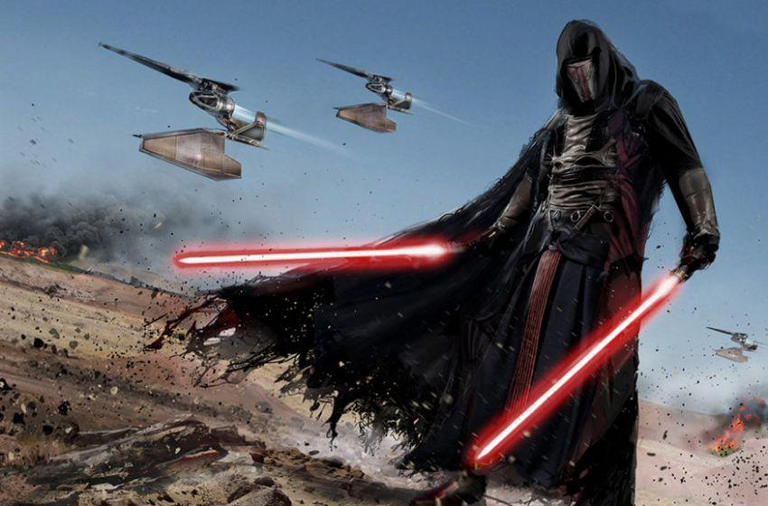 Star Wars Toys Revealed At NY Toy Fair Include Darth Revan Figure