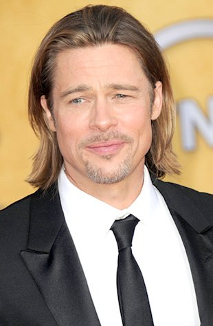 Brad Pitt Recalls His &quot;Drug Days,&quot; Jokes He&#39;s a &quot;Drug Addict&quot;