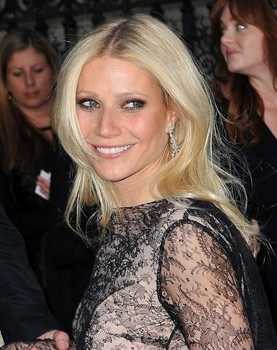 Paltrow Gwyneth Letterman