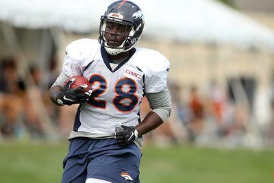 Montee Ball on the roster bubble, fantasy window is closing