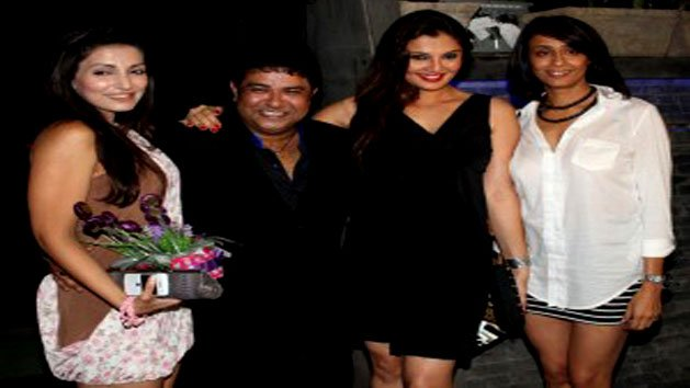 Ashish Roy's birthday bash
