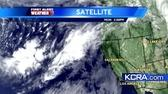 Monday Weather Update for Northern California 10.29