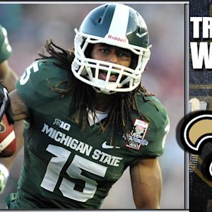 120 NFL Mock Draft: New Orleans Saints Select Trae Waynes