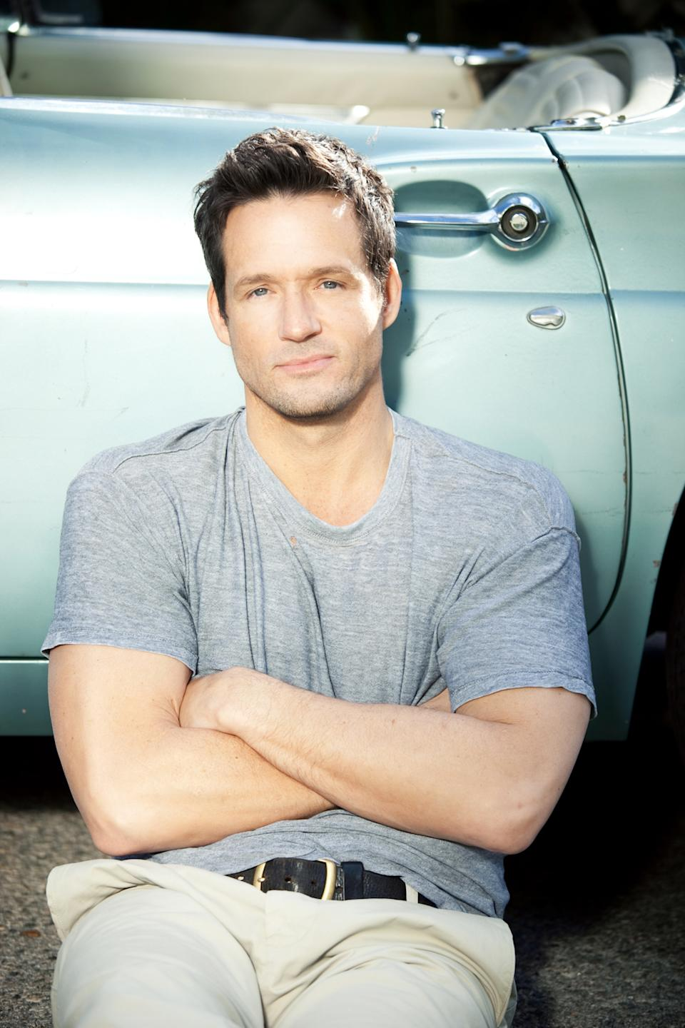 'Cougar Town' Star Josh Hopkins Joins Juliette Lewis in 'Kelly and Cal' (Exclusive)