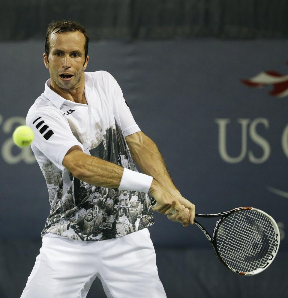 Stepanek beats Lacko to reach Vienna quarterfinals