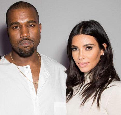 Kanye West Sends Kim Kardashian Gushing Anniversary Twitter Message One Day Late