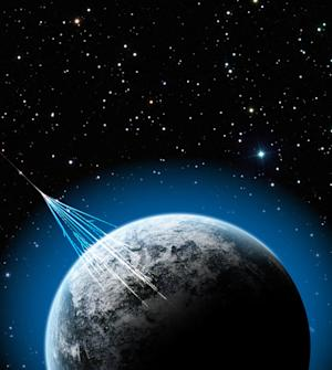 Cosmic Rays Still Mysterious 100 Years After Discovery