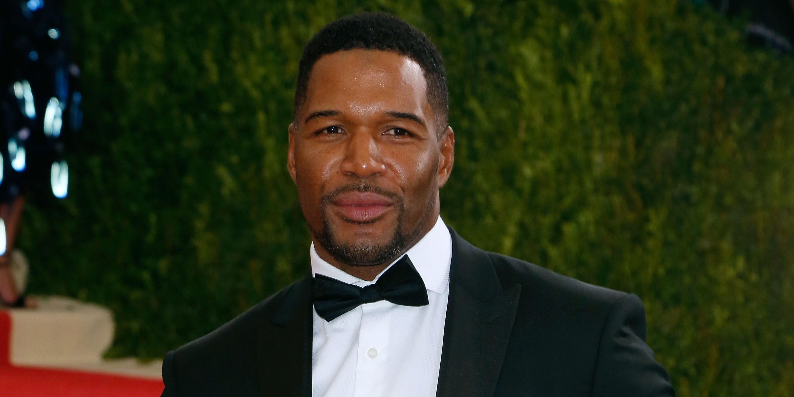 Michael Strahan Breaks His Silence About All That Kelly Ripa Drama
