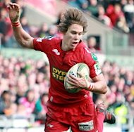 Liam Williams, pictured, has been backed to fill the void left by George North's injury