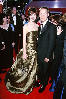 Hilary Swank and Chad Lowe 72nd Annual Academy Awards Los Angeles, CA 3/26/2000