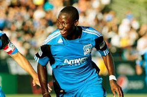 Sporting Kansas City acquires Ike Opara from Earthquakes