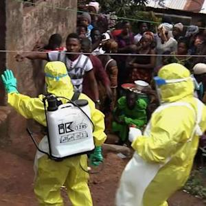 Ebola cancels Christmas in Sierra Leone