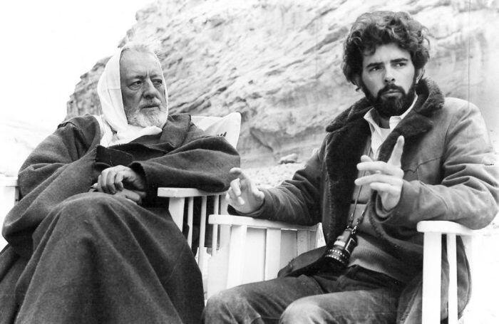george lucas obi wan star wars