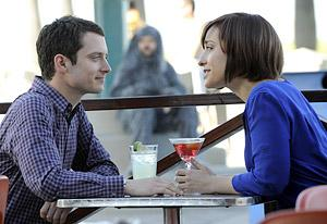 Elijah Wood, Allison Mack | Photo Credits: Michael Becker/FX