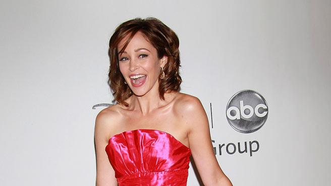 """No Ordinary Family's"" Autumn Reeser arrives at the Disney/ABC Television 2010 TCA Summer Press Tour on August 1, 2010 in Beverly Hills, California."