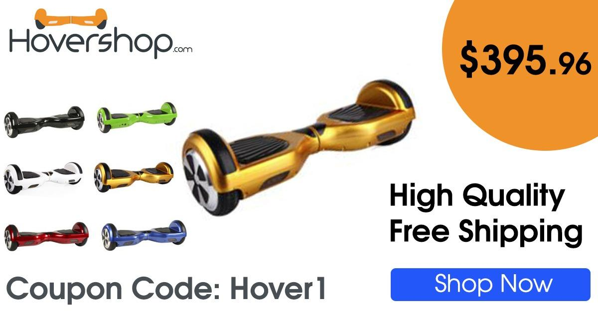 Hoverboard One Day Only $299.95