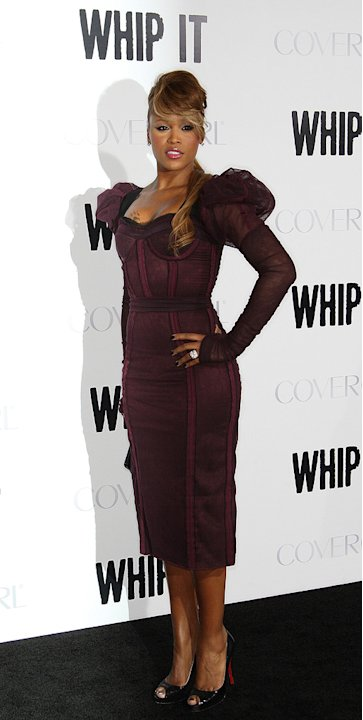 Whip It LA Premiere 2009 Eve