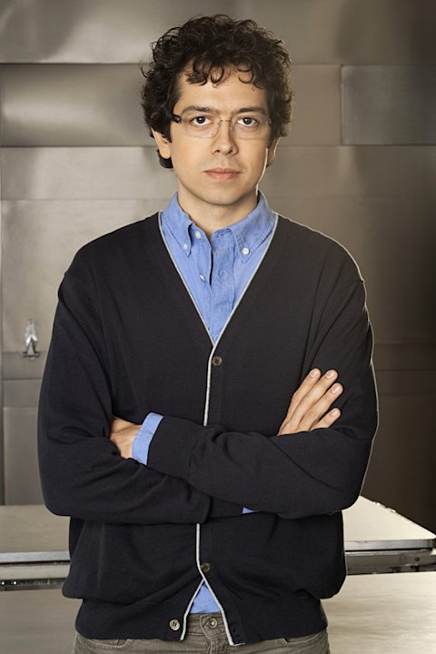 "Geoffrey Arend stars in ""Body of Proof."""