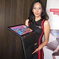 IdeaPad Yoga, Laptop Tablet Windows 8