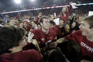 No. 5 Stanford focused on USC, not BCS standings
