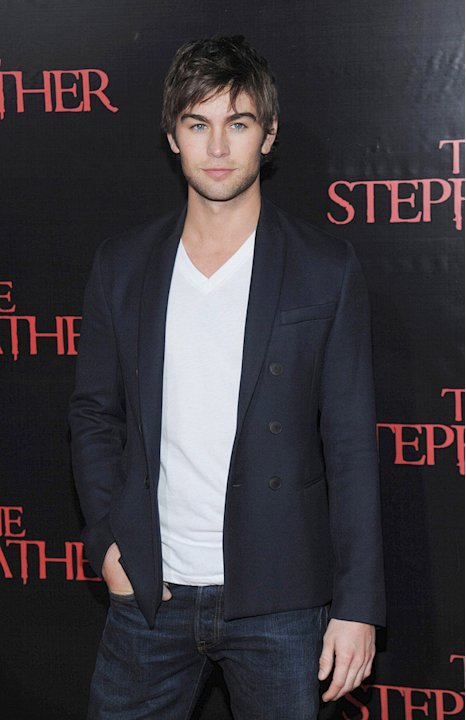 The Stepfather NY Premiere 2009 Chace Crawford