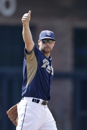 Headley returns from 15-day DL to join Padres