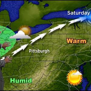 KDKA-TV Nightly Forecast (7/10)