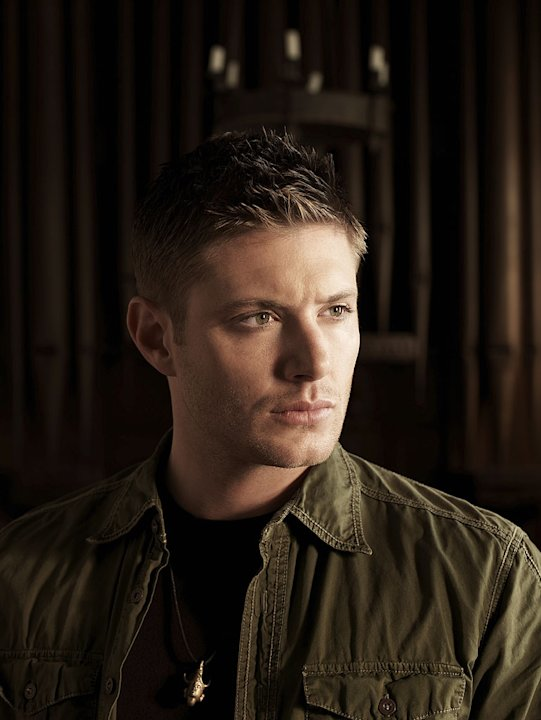 Jensen Ackles in the CW series Supernatural