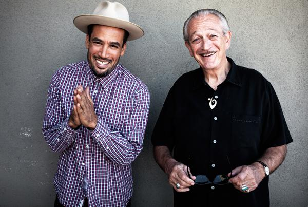 Ben Harper and Charlie Musselwhite Duel in 'I Don't Believe a Word You Say' - Premiere