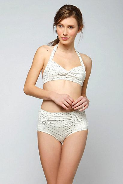 Anthropologie Star-Scattered Bikini