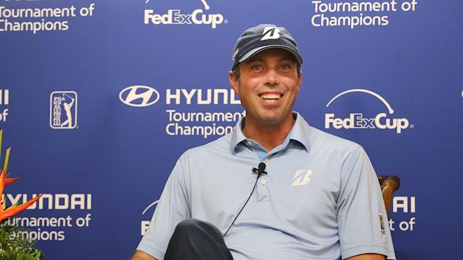 Hyundai Tournament of Champions - Round One