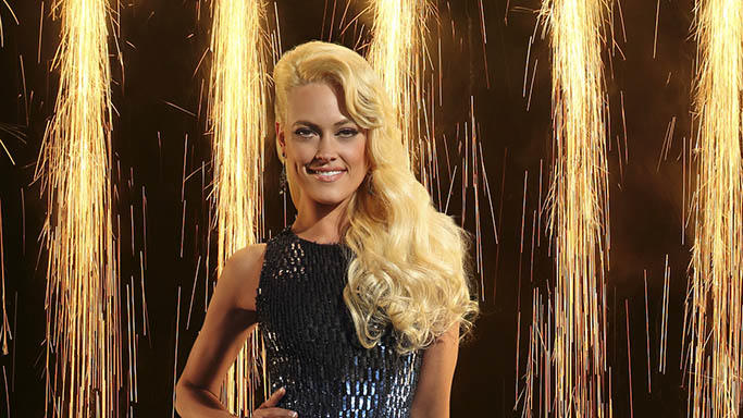 """Dancing With the Stars"" Season 16 PETA MURGATROYD"