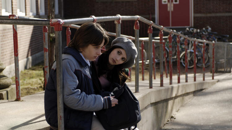 Rory Culkin Emma Roberts Lymelife Production Stills Screen Media 2009