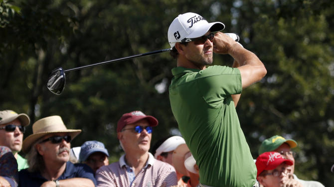 More than $10 million on line at Tour Championship