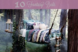 7 Beds from Your Fantasies
