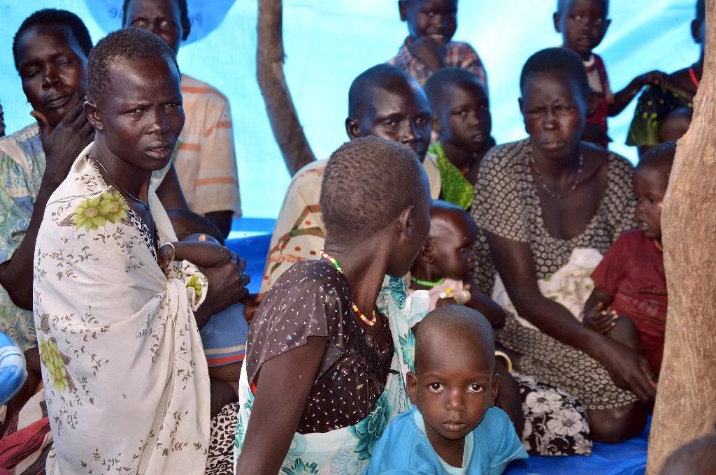 South Sudan's hungry see little hope for peace