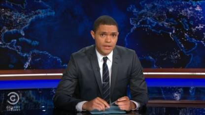 Trevor Noah on Oregon Mass Shooting: 'This Is Not A Normal Situation For Me'