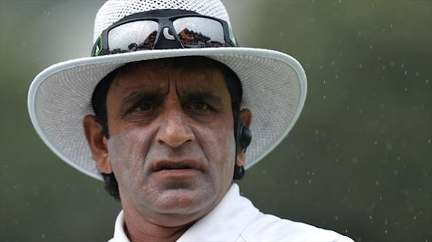 Asad Rauf respects the ICC's decision to withdraw him from the Champions Trophy