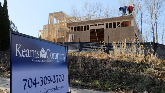 New-homes sales rise 1.5 percent in March to 417K