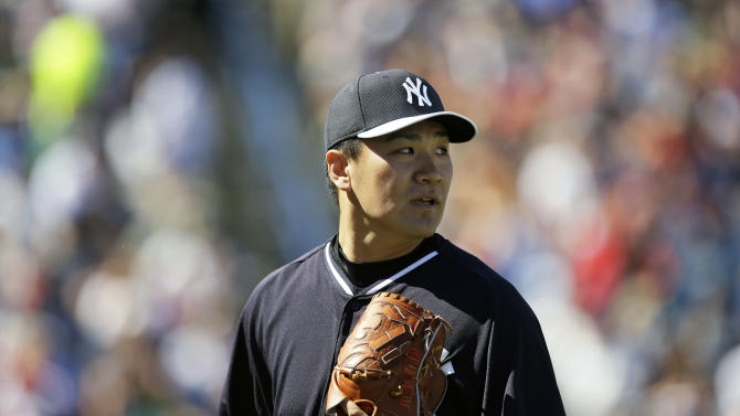 Tanaka to make 2nd appearance Thursday