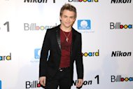 "Singer Hunter Hayes attends Billboard's ""Women in Music 2012"" luncheon at Capitale on Friday Nov. 30, 2012 in New York. (Photo by Evan Agostini/Invision/AP)"